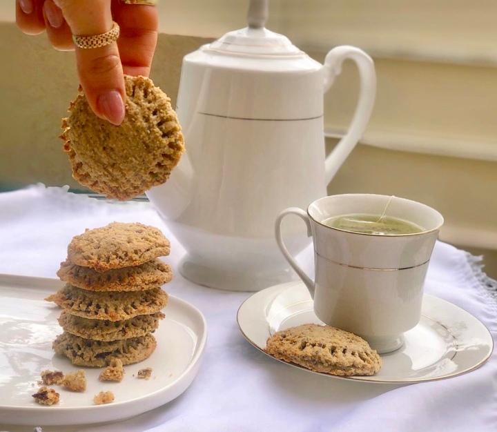 עוגיות מעמולים בגרסתןהבריאה!