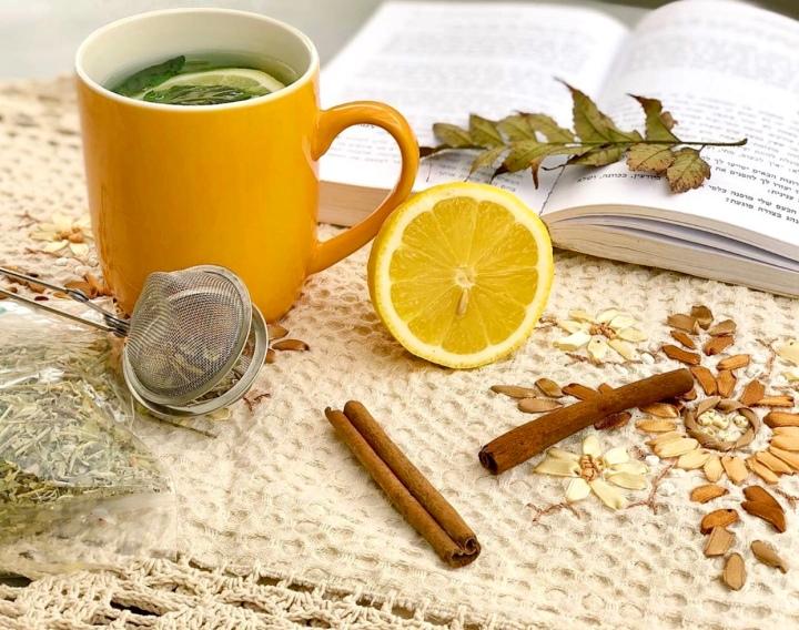 תה, קפה ומהשביניהם..